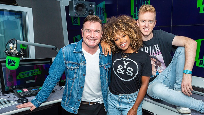 New Breakfast Show for Bauer's Hits Radio