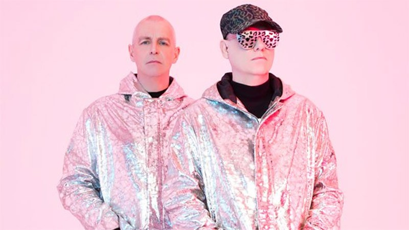 Pet Shop Boys Confirmed for BBC Radio 2 Live In Hyde Park