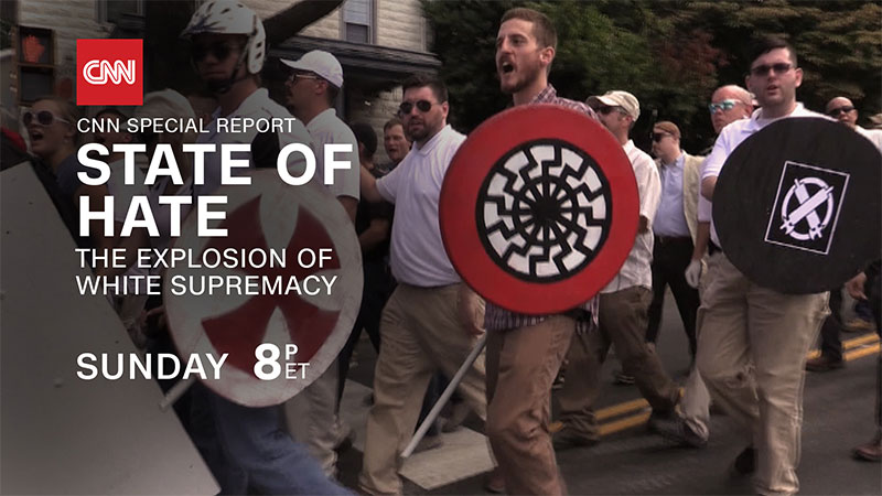 CNN's Fareed Zakaria Examines 'The State of Hate'