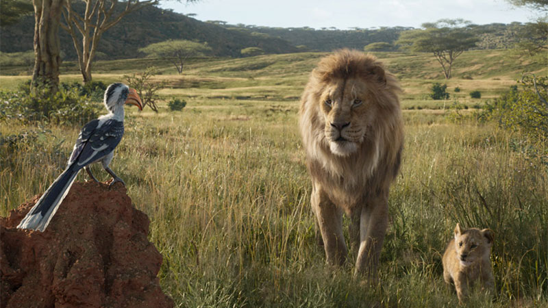 The Lion King Roar's to Top of Global Box Office