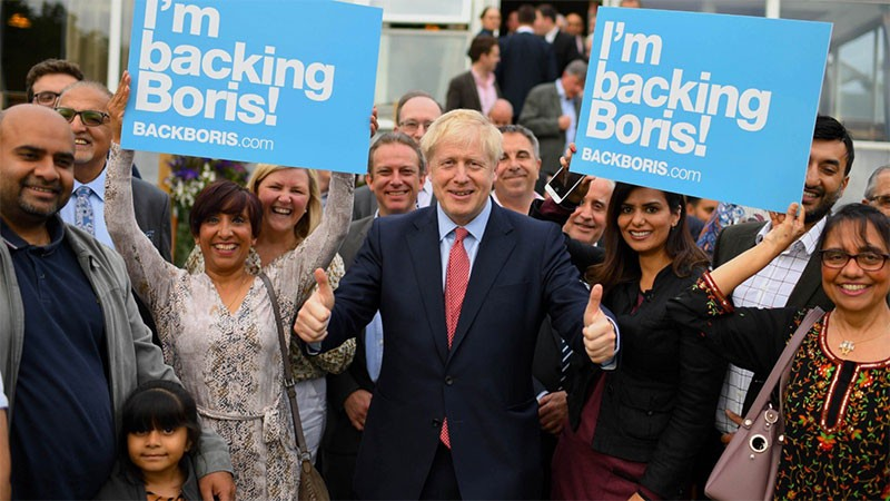 Boris Johnson Becomes UK Prime Minister