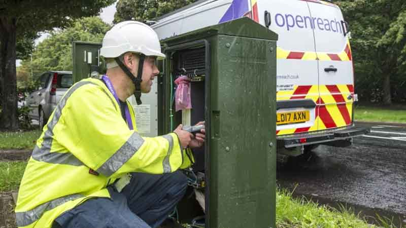 Openreach Fibre Broadband