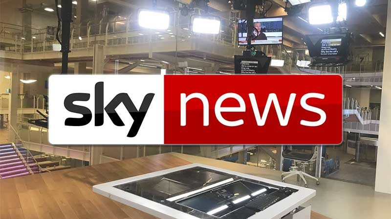 Sky News programming, Sky News Announces Programming Shake-up