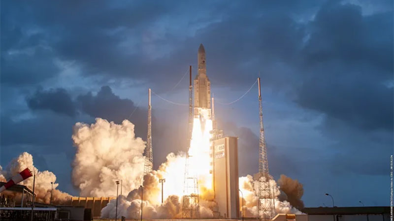 Konnect, Eutelsat's Konnect Satellite Successfully Launches, News on News, News on News
