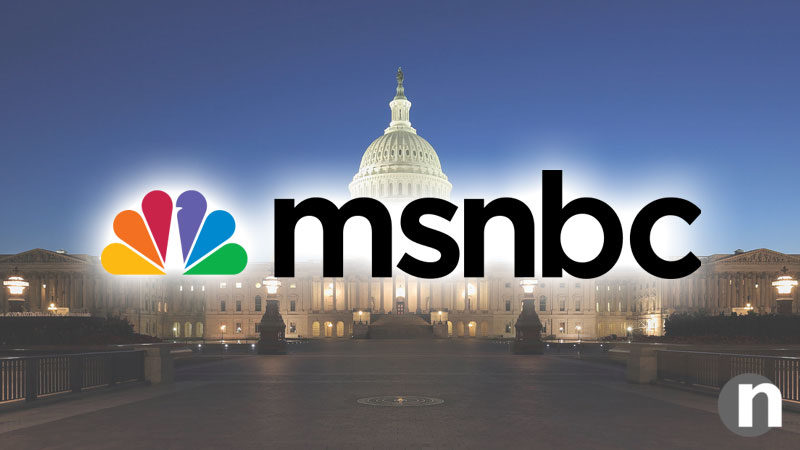 MSNBC Benefits from Breaking News in Jan Ratings