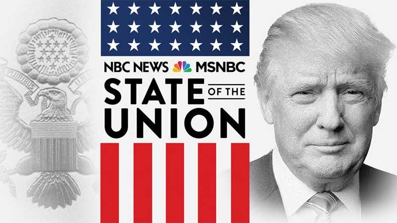 NBC News and MSNBC Confirm SOTU Coverage