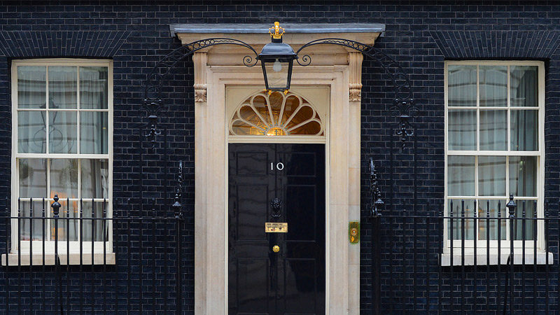Journalists Walk Out as Number 10 Bans Critical Reporters