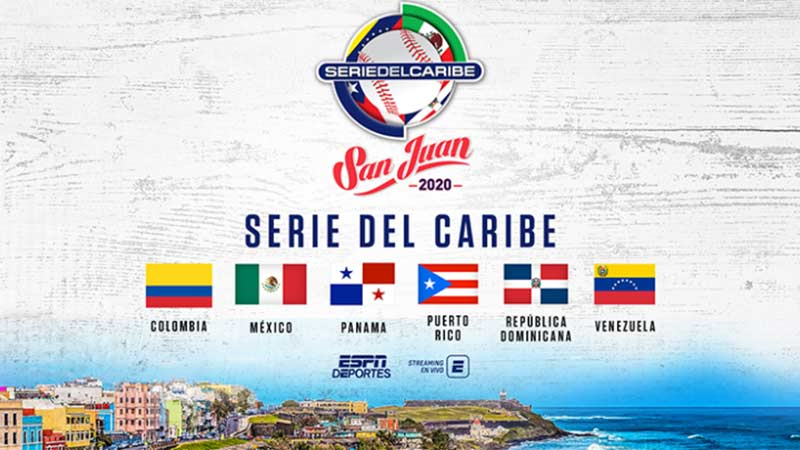 2020 Caribbean Series, 2020 Caribbean Series to Air on ESPN Deportes, News on News, News on News