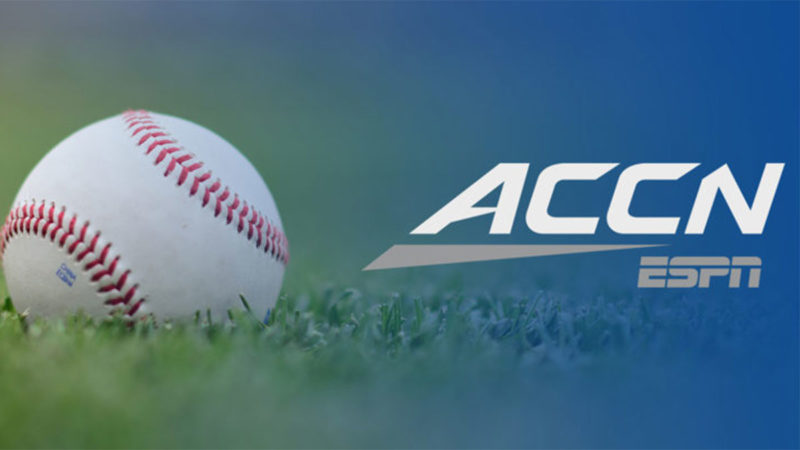 ACC Network Adds New Baseball Presenters