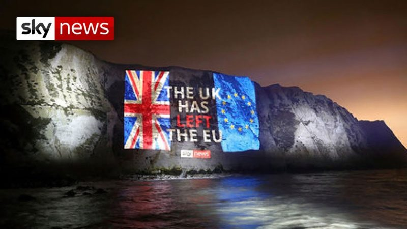 Sky News was the Standout Winner on Brexit Night