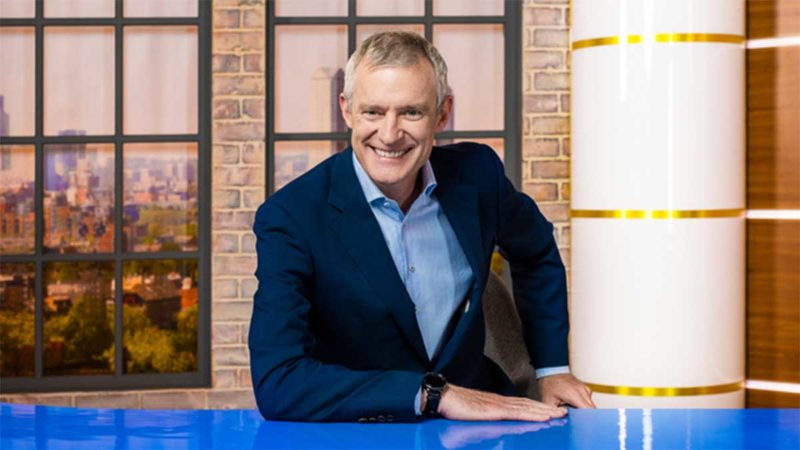 ITN Productions Extends Jeremy Vine Show Production Deal