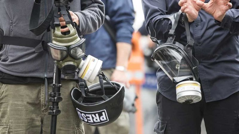IFJ Report Shows 49 Journalists Killed in 2019