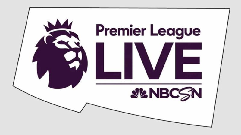 Man City V Leicester City Highlights NBC Sports EPL Action