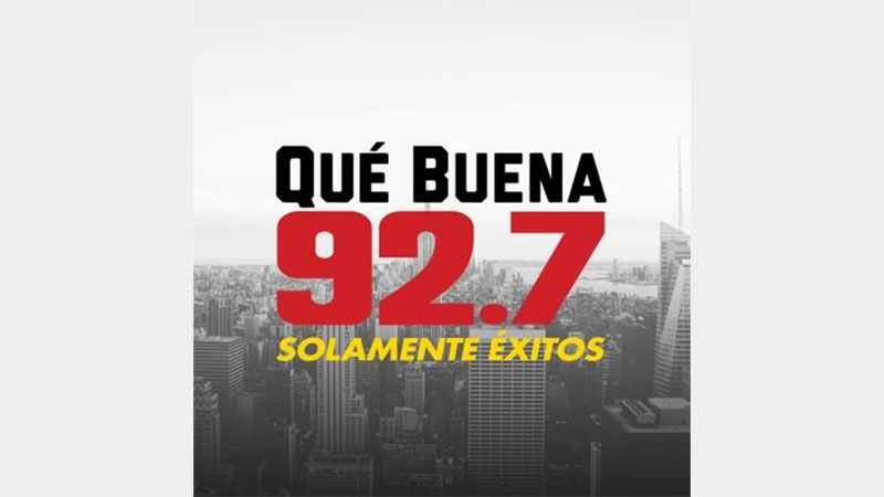 Que Buena 92.7 FM, New York's Que Buena 92.7 FM to Air Mets Games, News on News, News on News