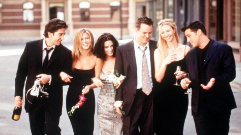 "HBO Confirms ""Friends"" Reunion Special"