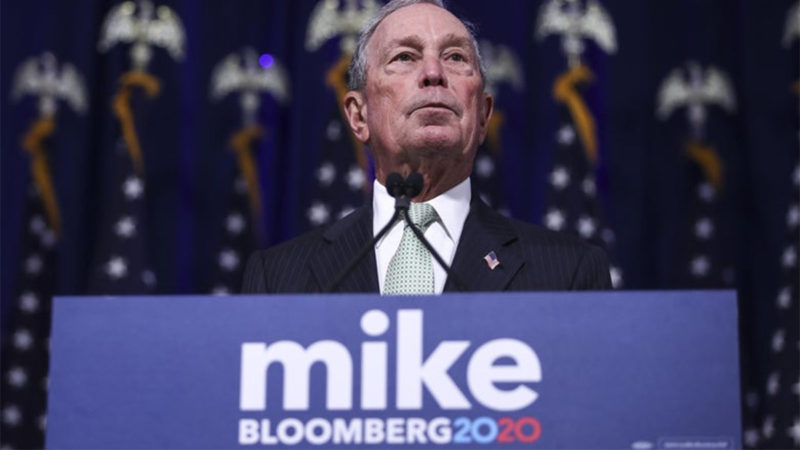 Fox News to Host Town Hall with Michael Bloomberg, March 2nd