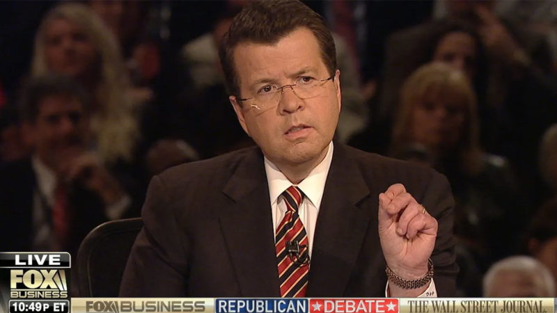 Neil Cavuto to Anchor Fox Business Debate Coverage