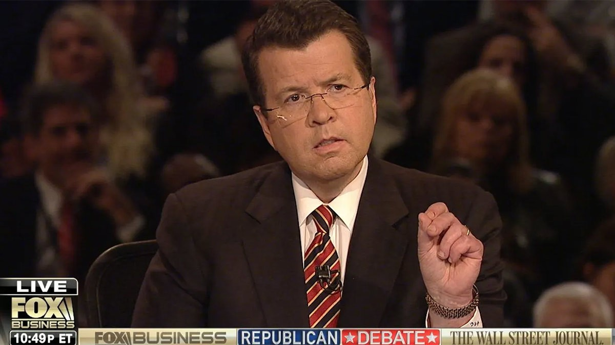 Neil Cavuto to Front Fox Business Debate Coverage