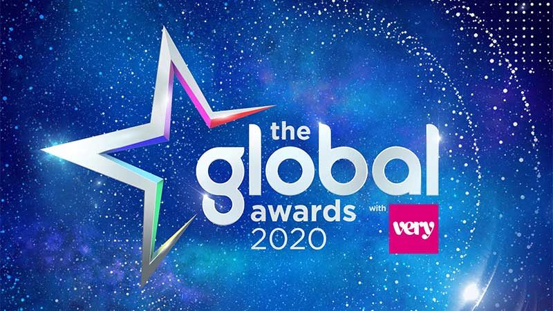 Hosts Announced for Global Awards 2020