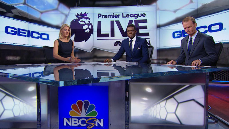 Liverpool Host Arsenal in Top EPL Clash on NBC Sports