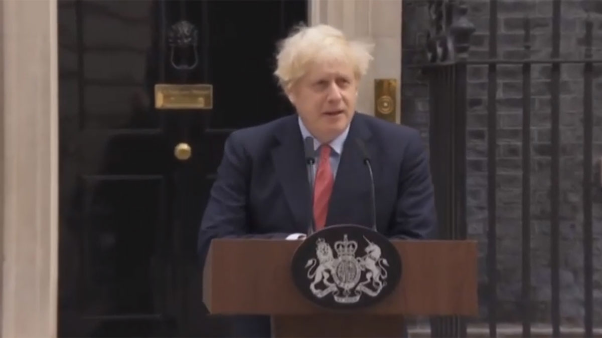 Boris Johnson Throws Down Gauntlet to Westminster Journalists