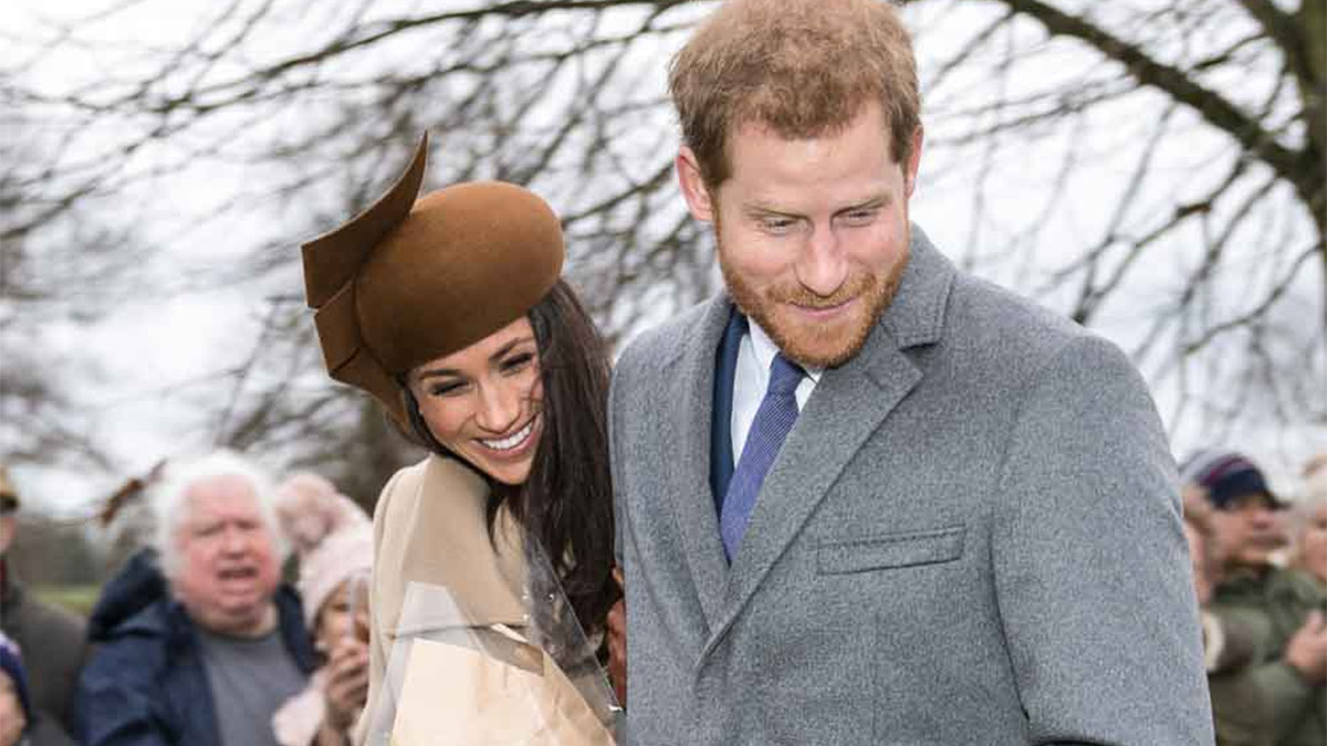 Harry & Meghan Shun British Tabloids