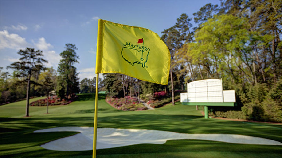 The Masters Golf Moves to SiriusXM