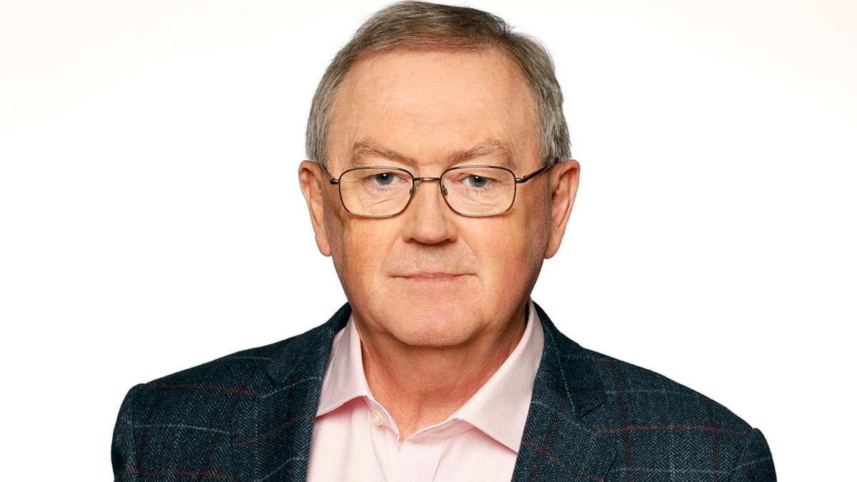 Sean O'Rourke to Retire from RTÉ Radio 1's Today Programme