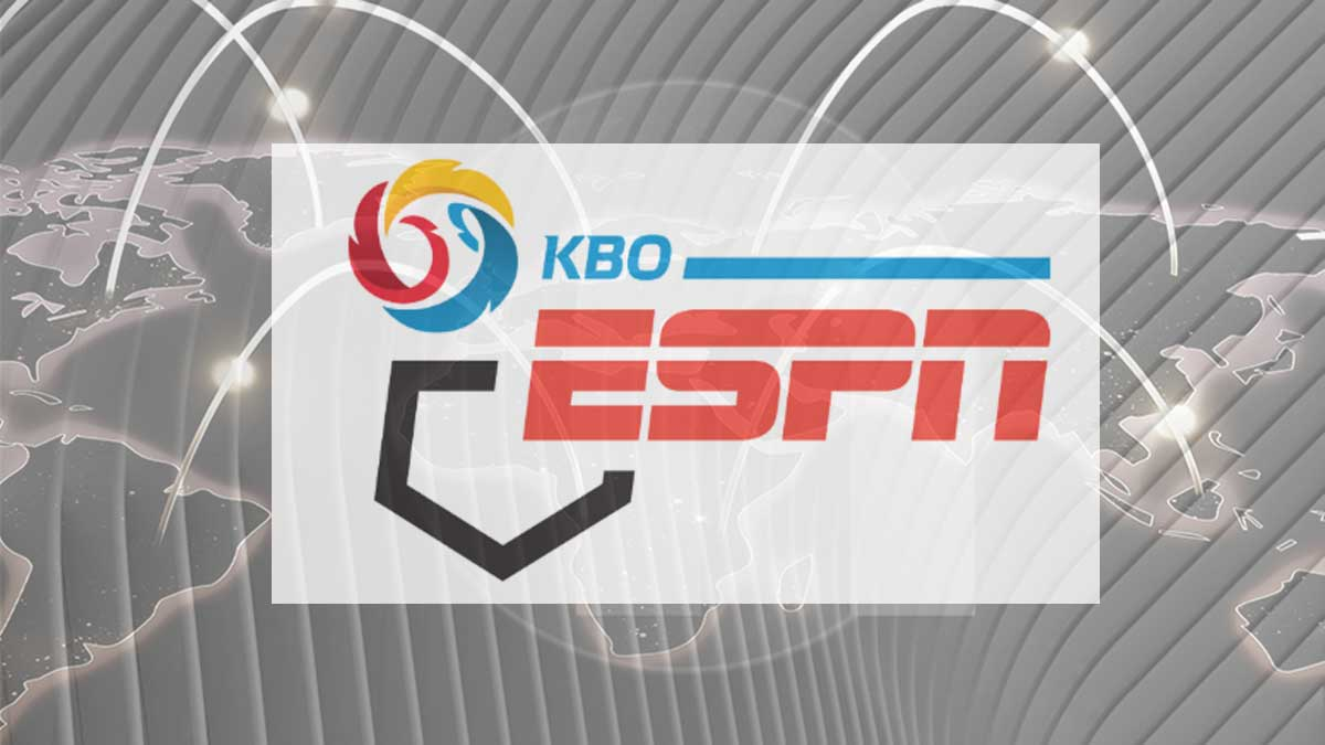 ESPN Reaches Global KBO League Agreement