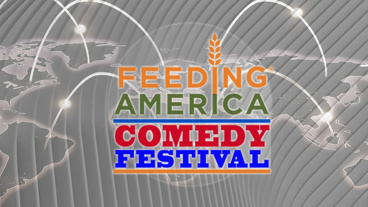 "NBC, Weather Channel to Air ""Feeding America Comedy Festival"""