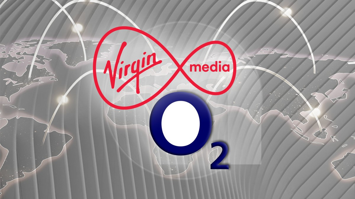Virgin Media and o2 to Merge in £38bn Deal
