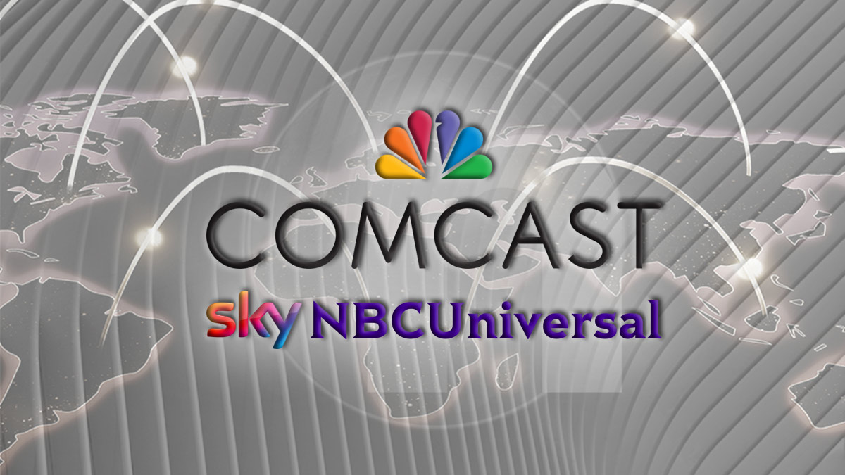 NBC Universal & Sky Begin to Merge Global Ad Operations