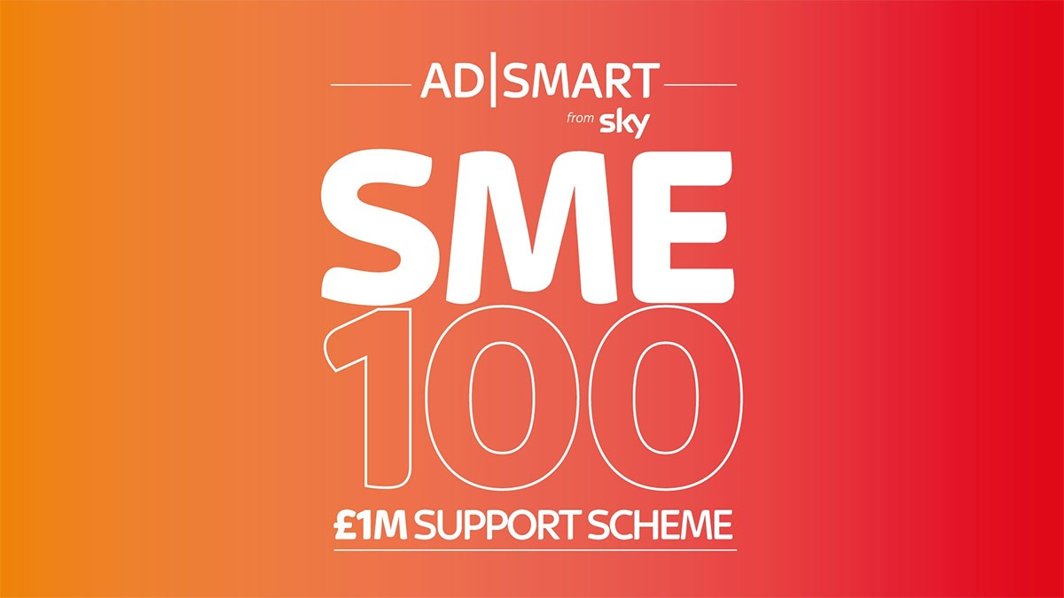 Sky Launches £1 Million Advertising Support Scheme