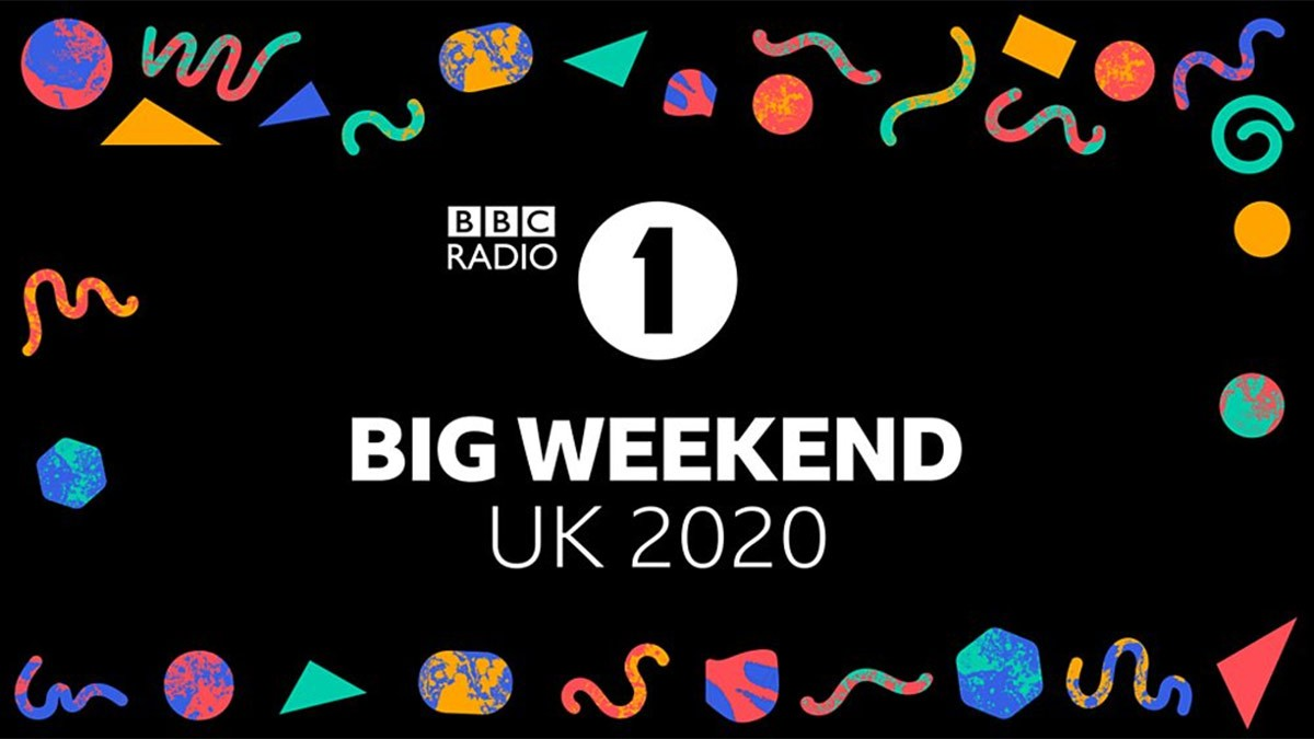 BBC Radio 1's Big Weekend to Take Place Remotely