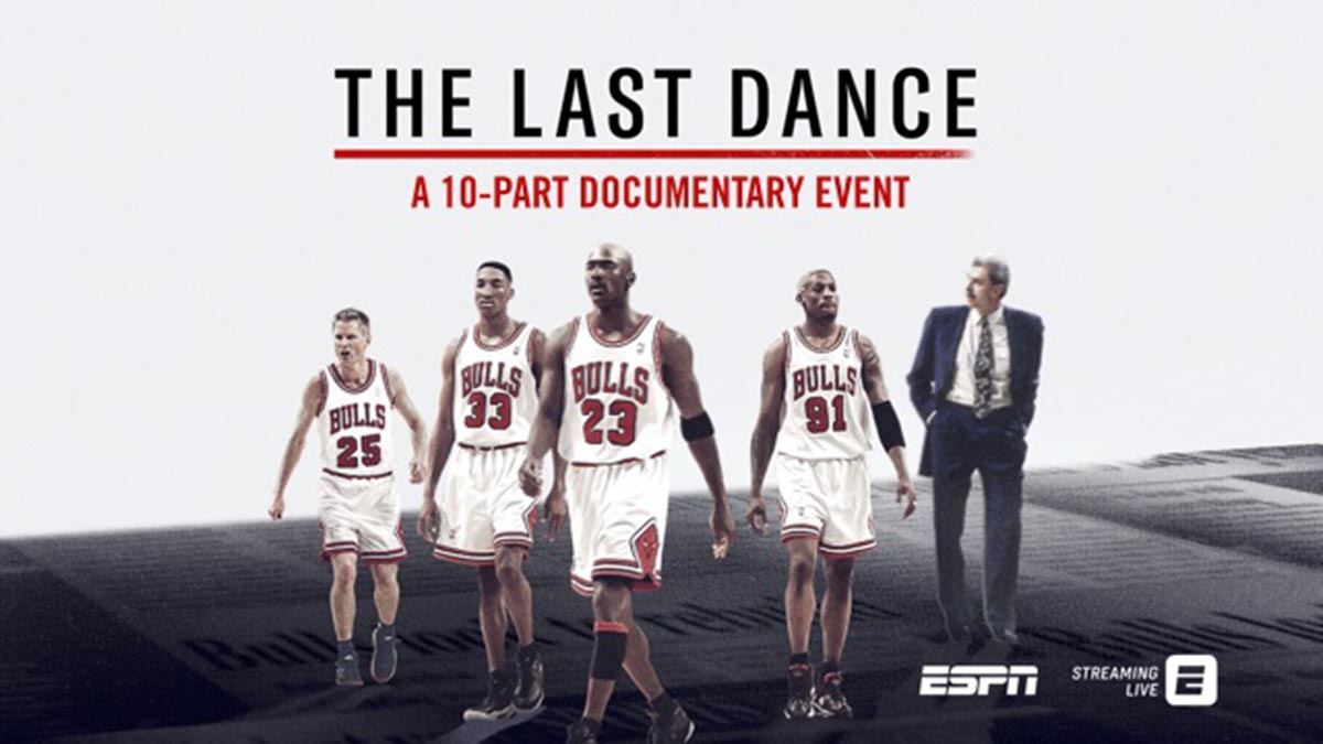 "ESPN Sees Double Digit Viewership Increases for ""The Last Dance"" Finale"