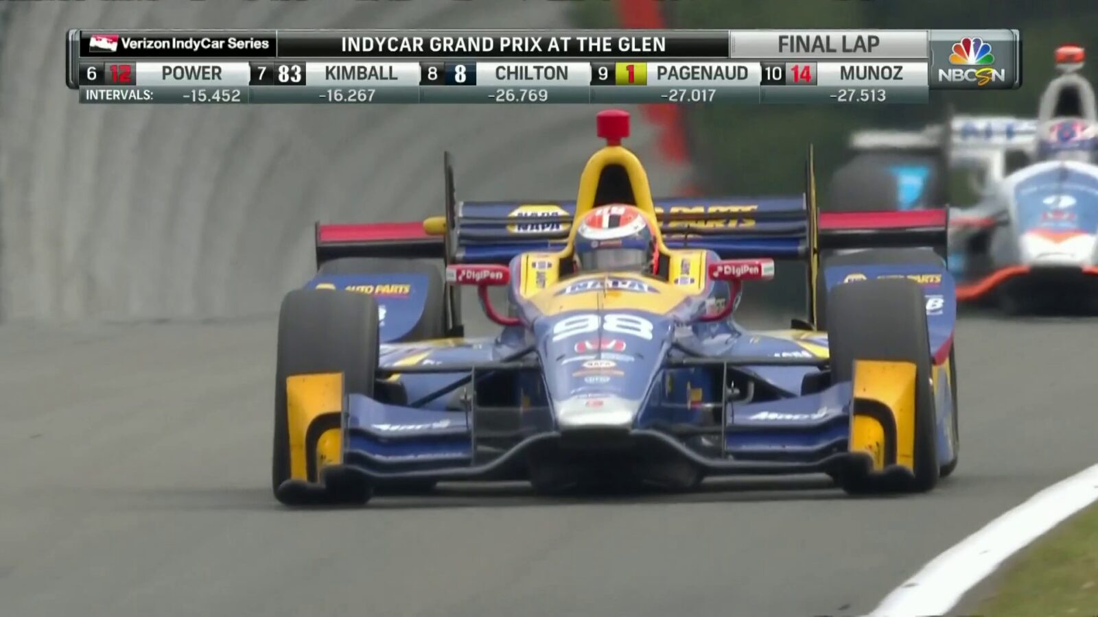 NBC to Air Return of Live INDYCAR Racing June 6th