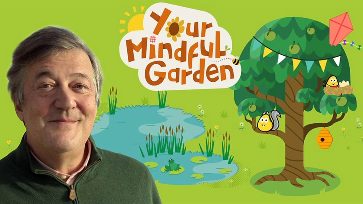 CBeebies Launches New App Voiced by Stephen Fry