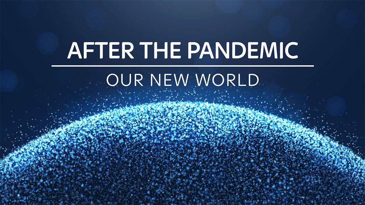 the pandemic, Sky News to Examine the World After the Pandemic, News on News, News on News