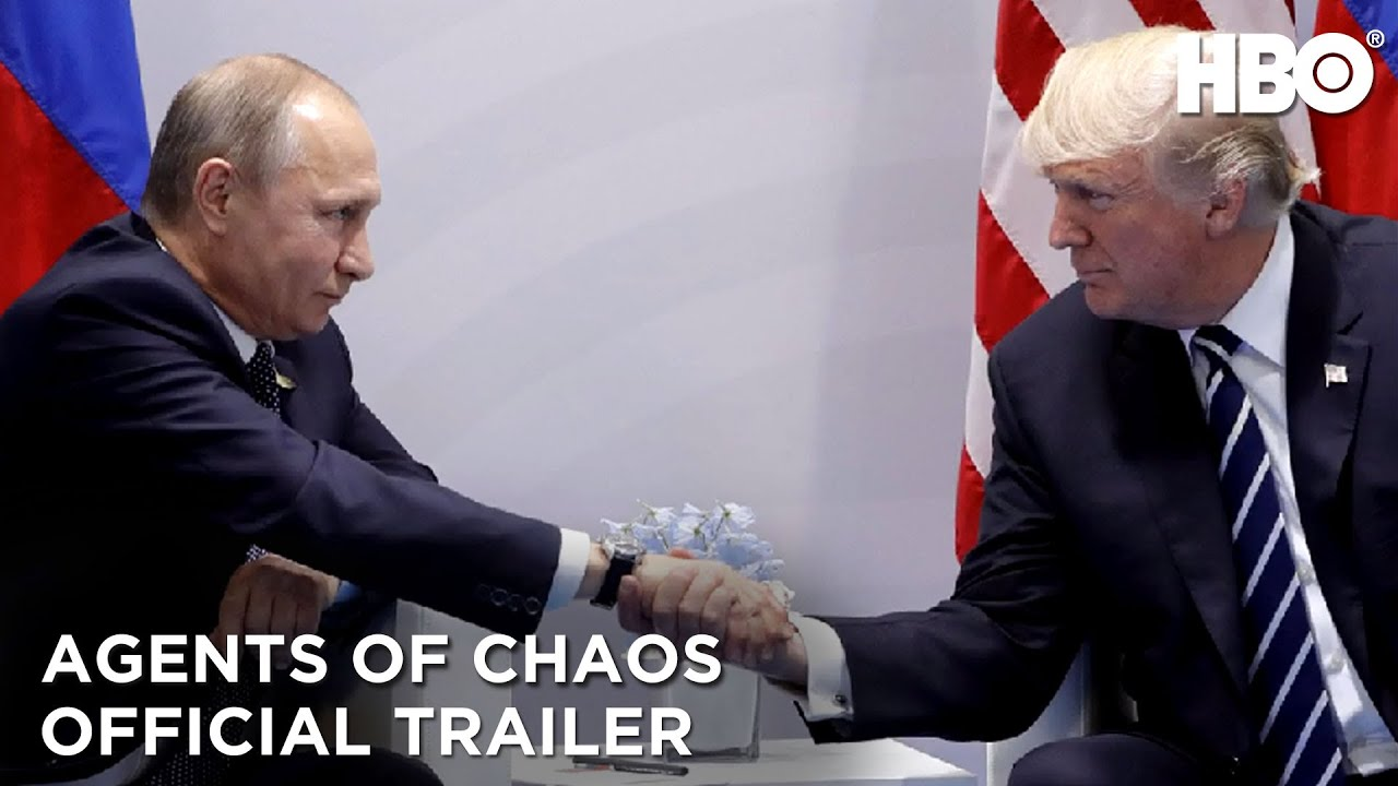"""HBO to Debut """"Agents of Chaos"""" Documentary on Russian Election Interference"""