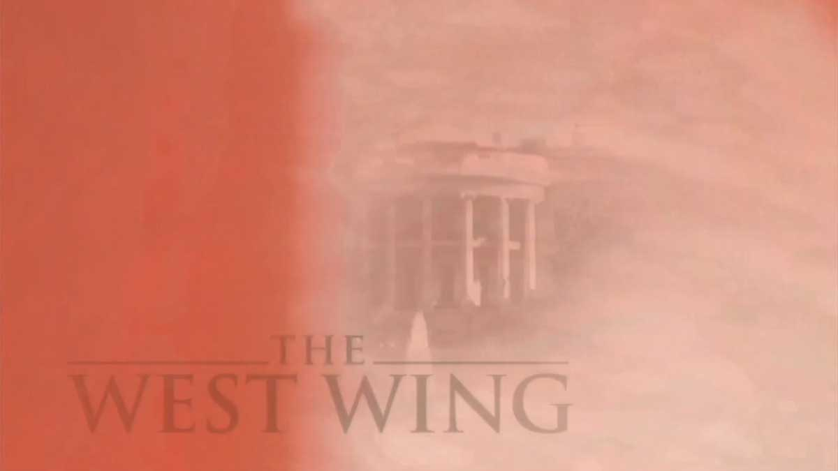 The West Wing to Return for One-off Stage Special