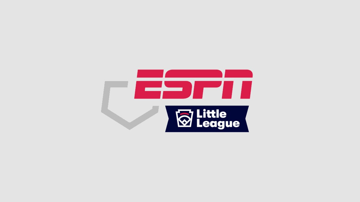 ESPN Extends Little League Baseball Rights by 8 Years