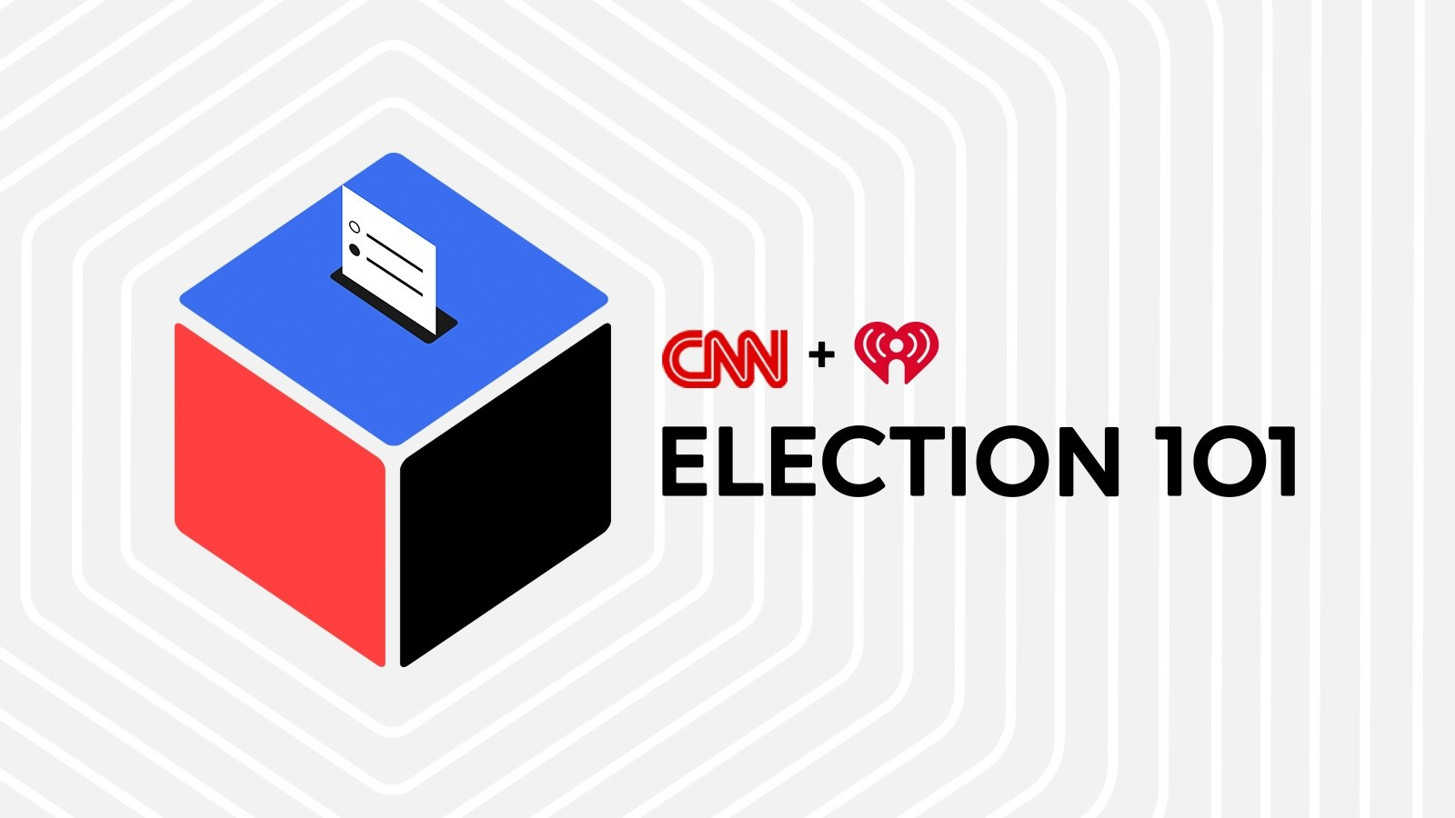 CNN & iHeartRadio Launch Election Podcast