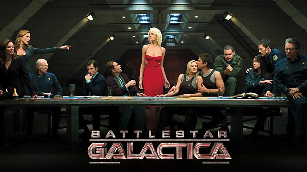 Battlestar Galactica Acquired for BBC iPlayer
