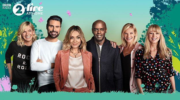 """All-Star Line-up for BBC Radio 2's """"Live At Home"""""""