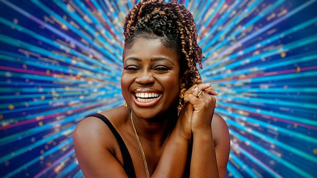 Clara Amfo Confirmed as Contestant on Strictly Come Dancing