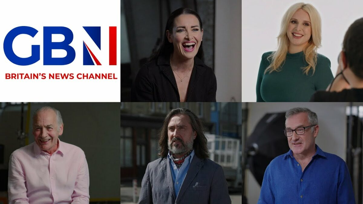 GB News Meet the GB News Family Part One - GB News Set to Launch on 13th June