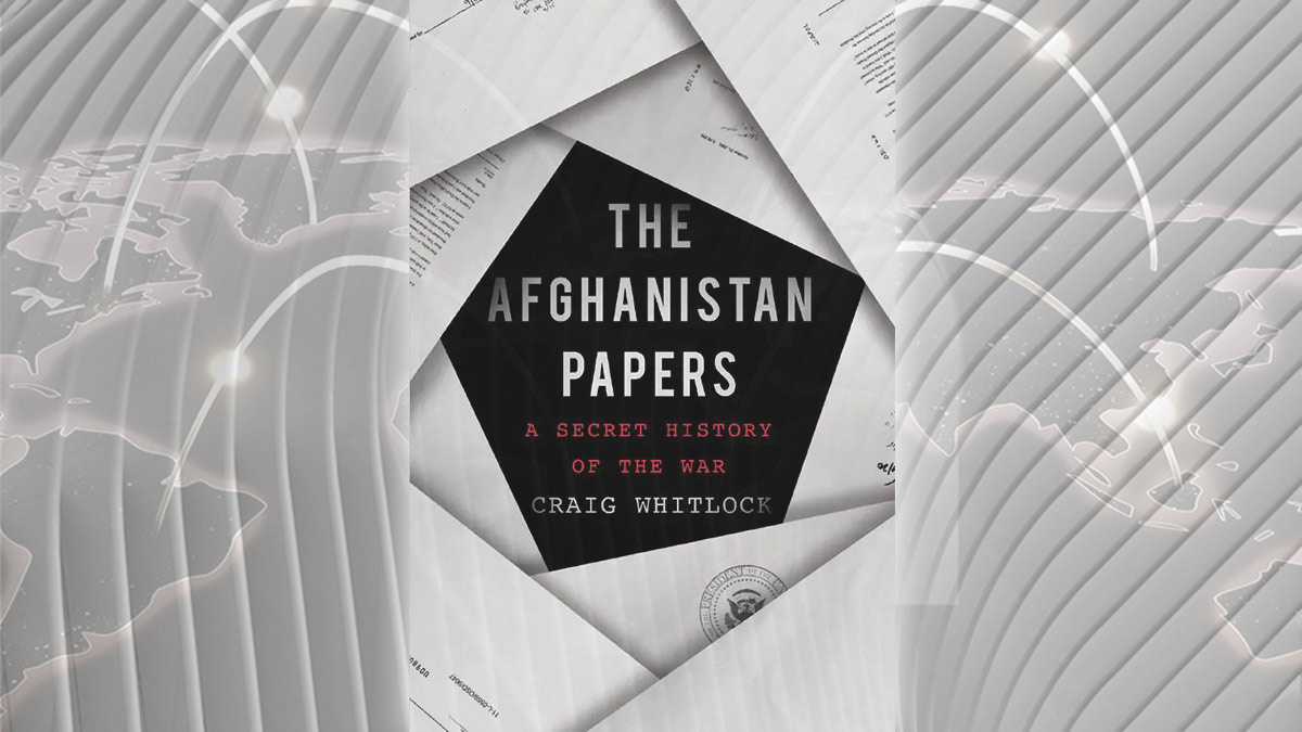 """Simon & Schuster to Publish The Washington Post's """"The Afghanistan Papers"""""""