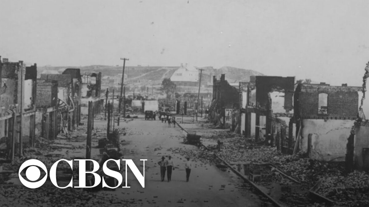 """Gayle King to Anchor """"Tulsa 1921: An American Tragedy"""""""