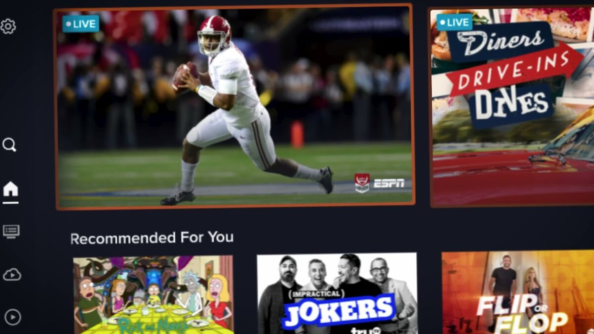 Sling TV Launches New Beta App