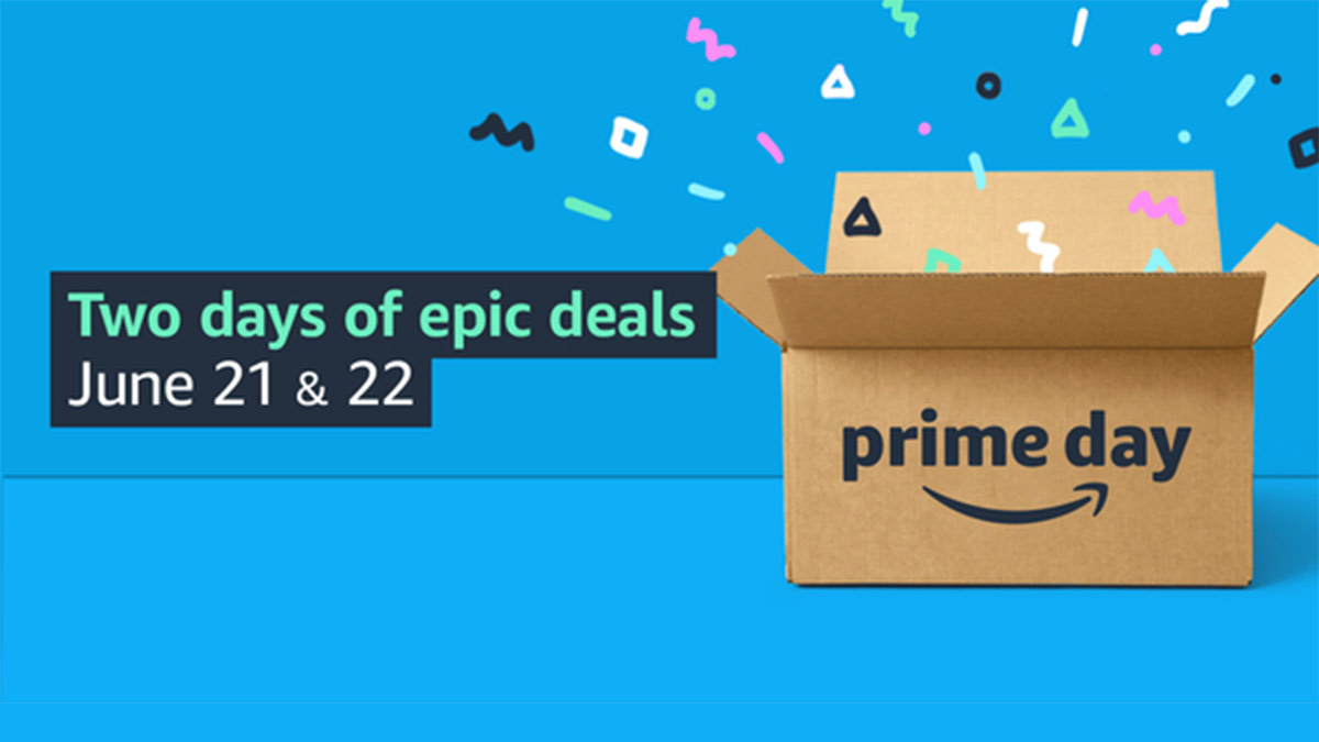 """Amazon Confirms 2021 """"Prime Day"""" on 21st & 22nd June"""